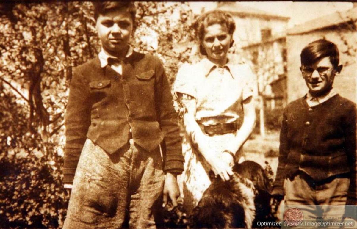Aldona & Karol & Zdzislaw Jakubowski