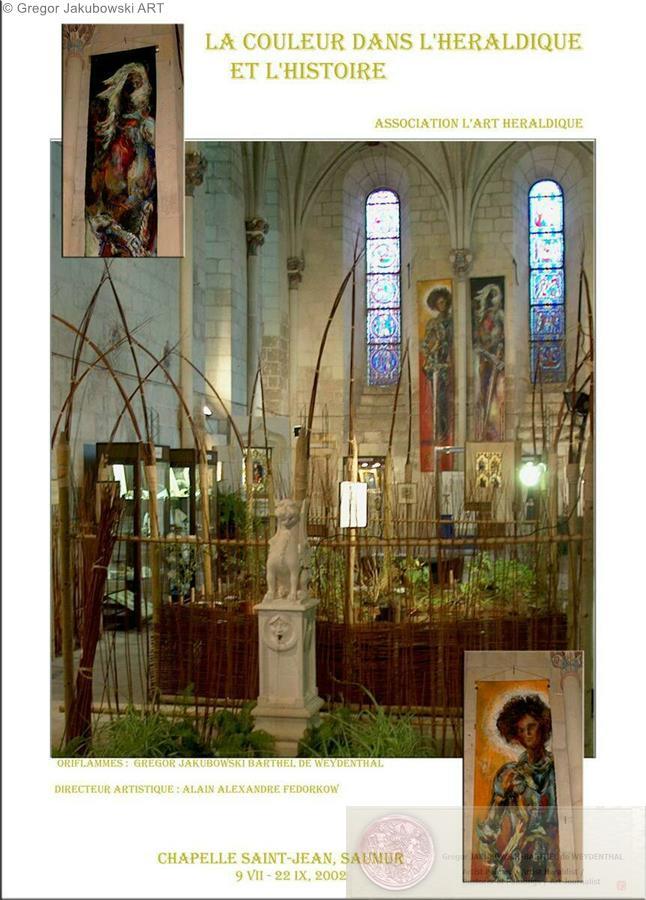 Chappelle Saint-Jean, 2002