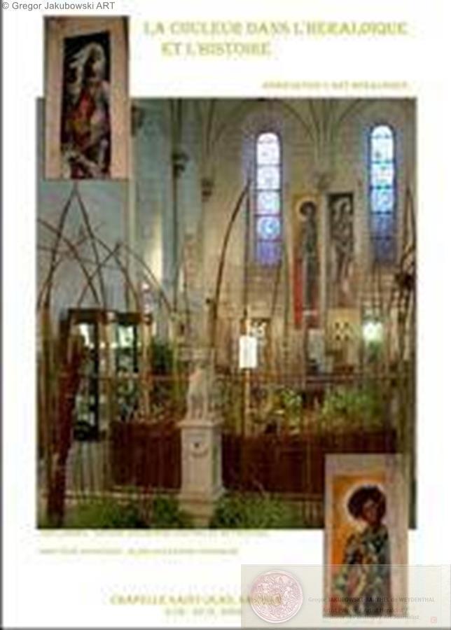 Chapelle Saint-Jean, Saumur, 2002
