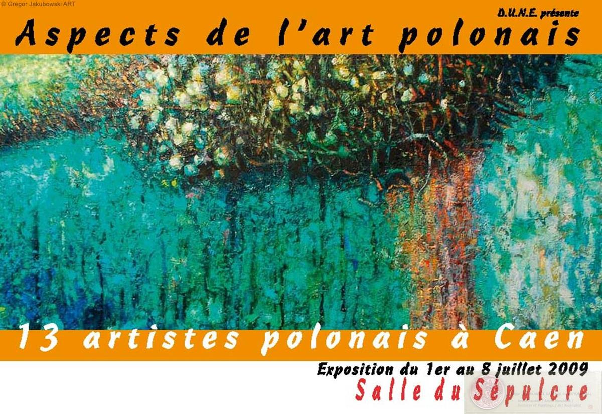 ASPECTS DE L'ART POLONAIS