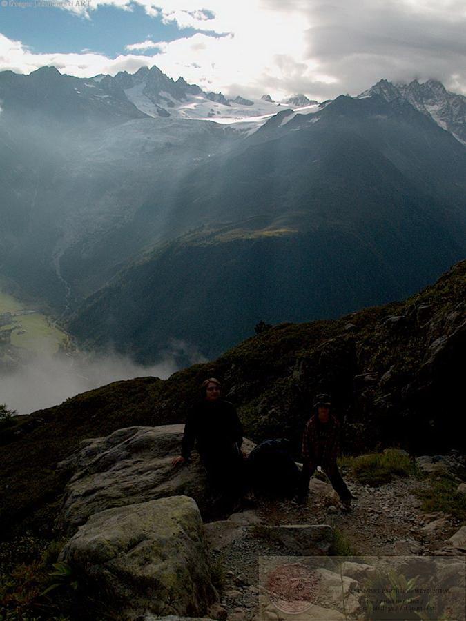 Bart & Kasp - Alpes, Chamonix