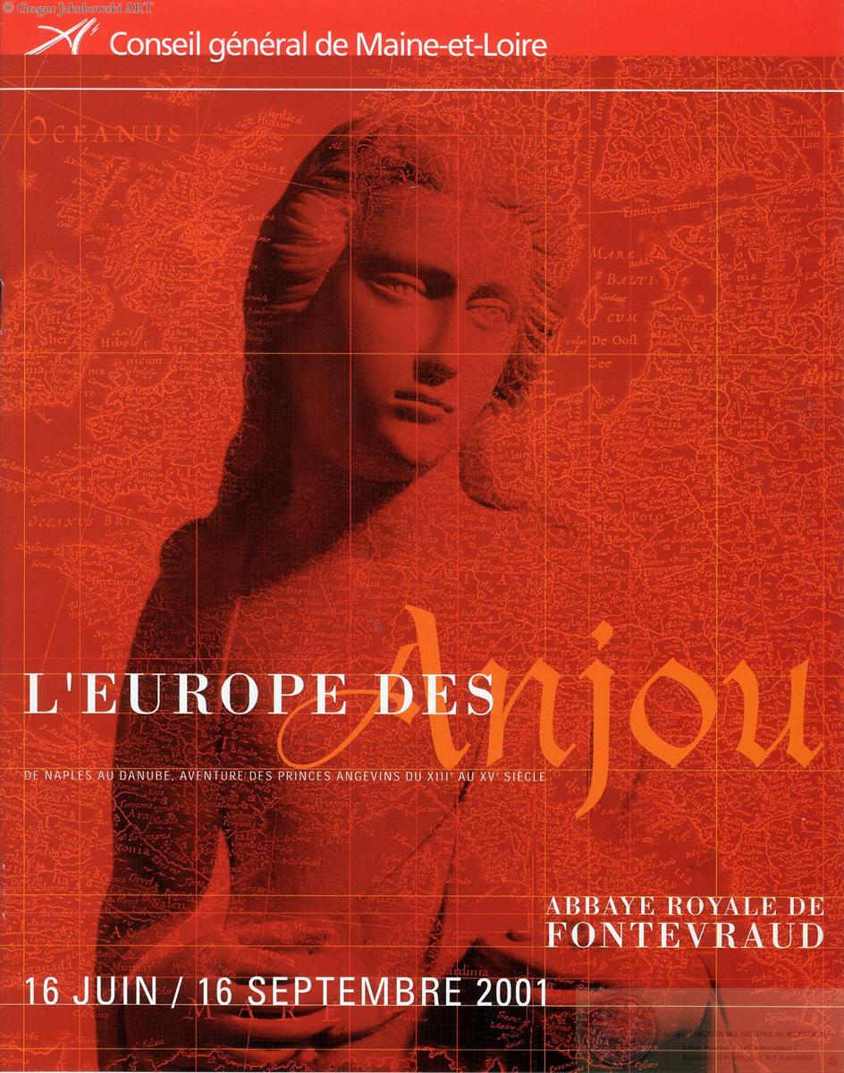 CATALOGUE : The Anjou Dynasty in the Fontevraud Abbey