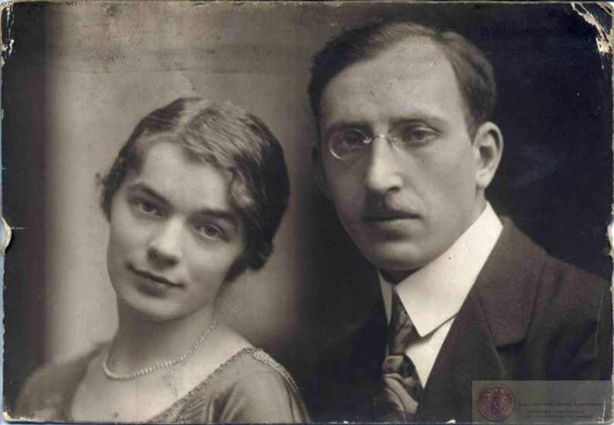ANNA & JAN BARTHEL DE WEYDENTHAL