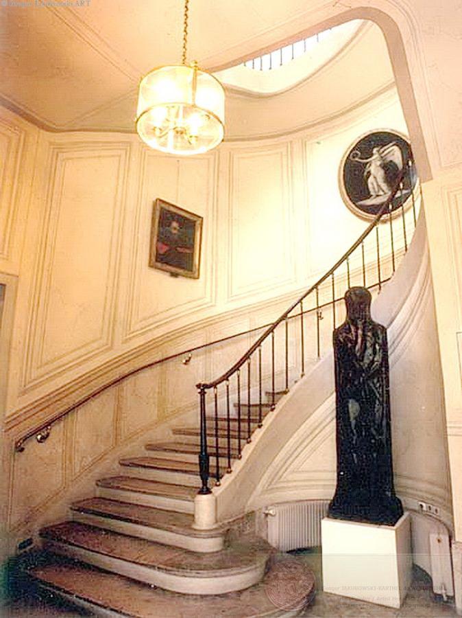 GJ, Biblioteka Polska w Paryzu