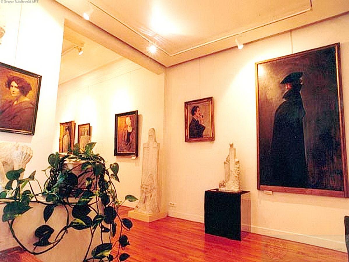 Arrangement of the BOLESLAS BIEGAS MUSEUM, 1994