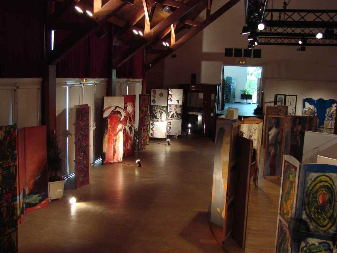 Barbizon, Paravents 2008