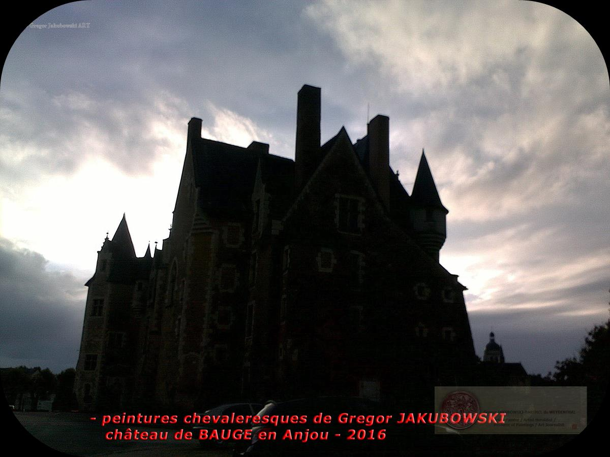 Chateau de Bauge 2016
