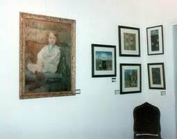 Olga Boznanska (1865 -1940 in the Adam Mickiewicz Museum in 1990 in the Biblioteka Polska in Paris exposition avec catalogue