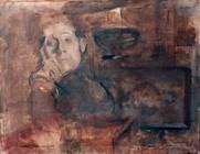 exposition Olga Boznanska (1865-1940), Musee Adam Mickiewicz, Bibliotheque Polonaise de Paris, 1990