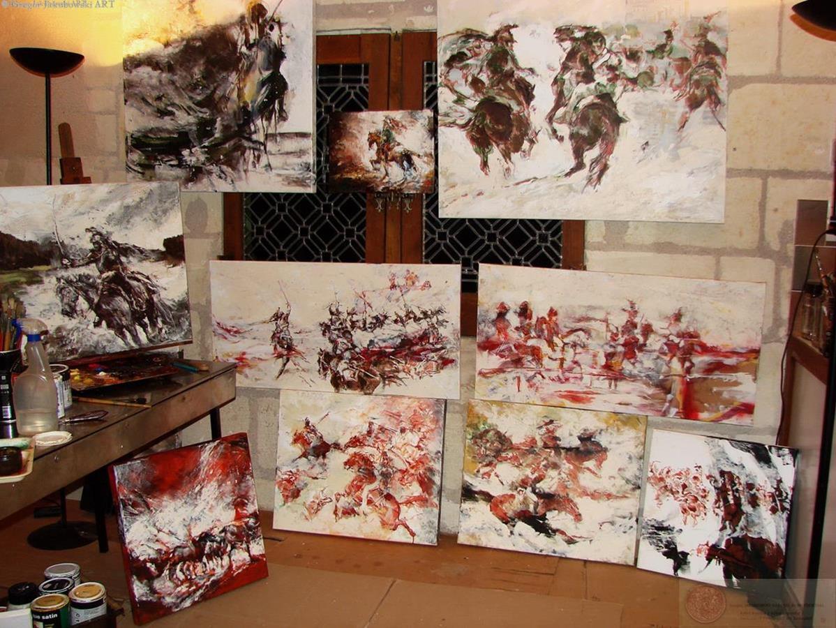 Musee de la Cavalerie atelier_2016