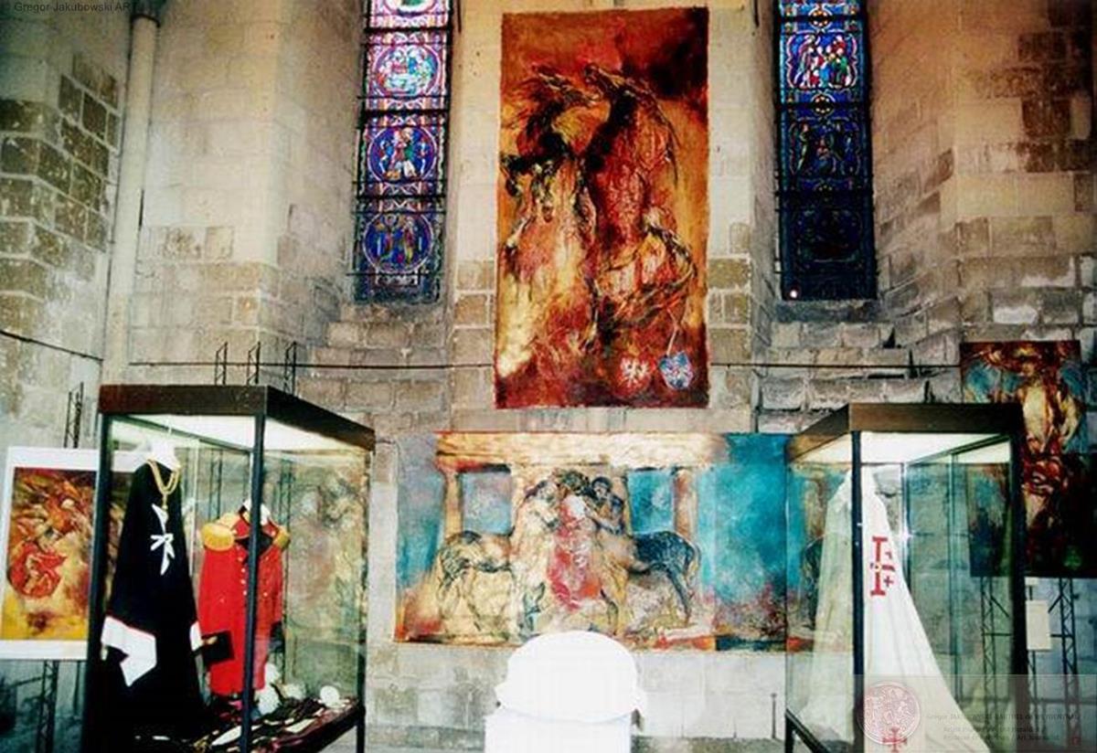 ChapelleSaint-Jean Saumur 1999