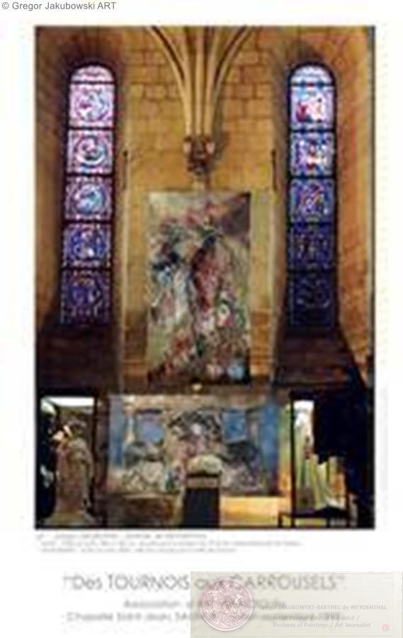 Chapelle Saint-Jean, Saumur, 1999