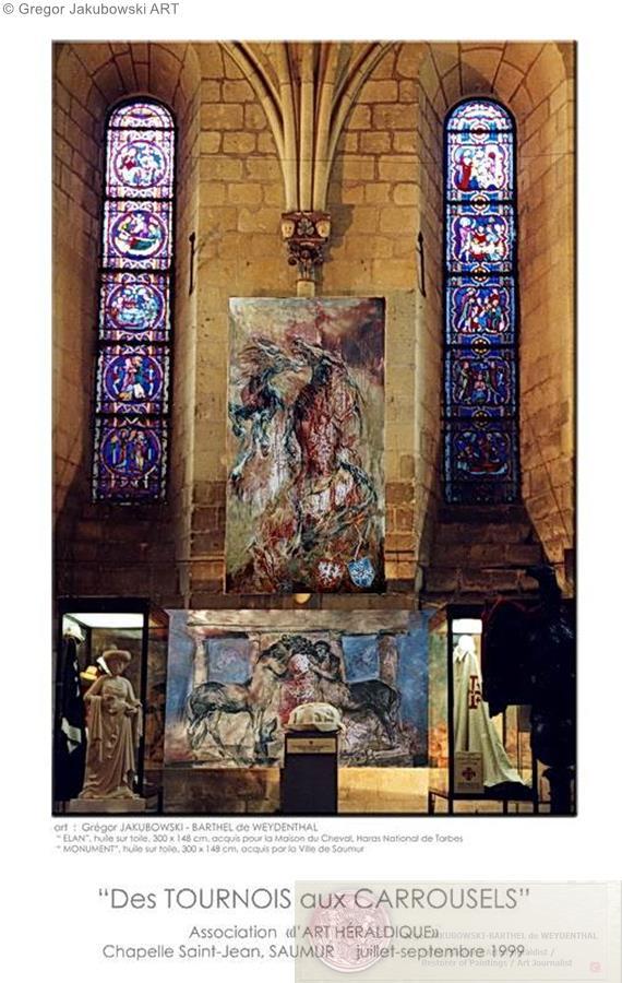 Chappelle Saint-Jean, 1999