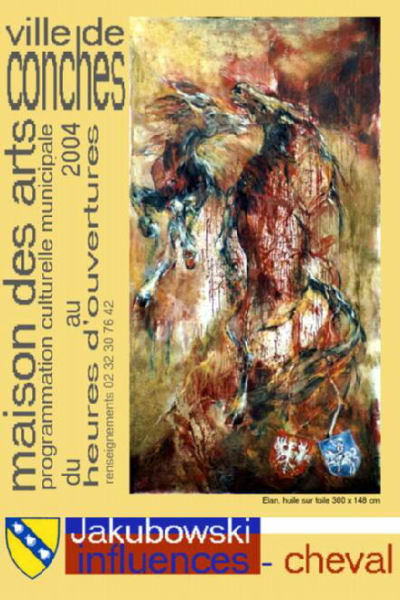 INSPIRATIONS-CHEVAL, Conches 2004