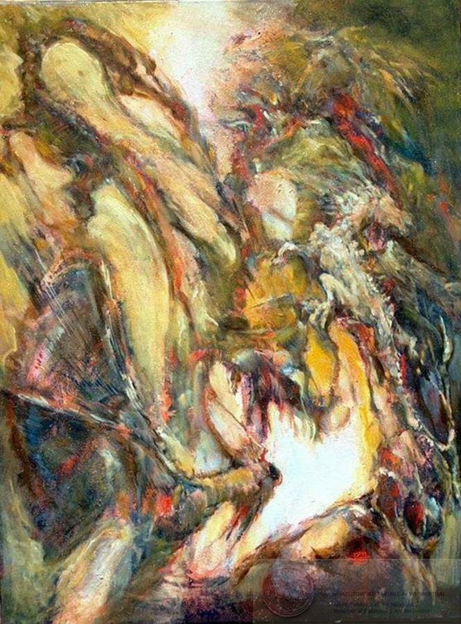 DEEPNESS Painting