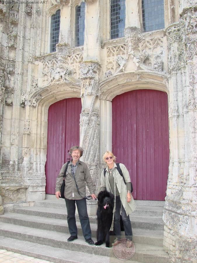 Ewa Maslowska & Gregor Jakubowski, CORPS-ACCORD, Nouvelles Metamorphoses, Festival 2011, La Mothe Saint-Heray