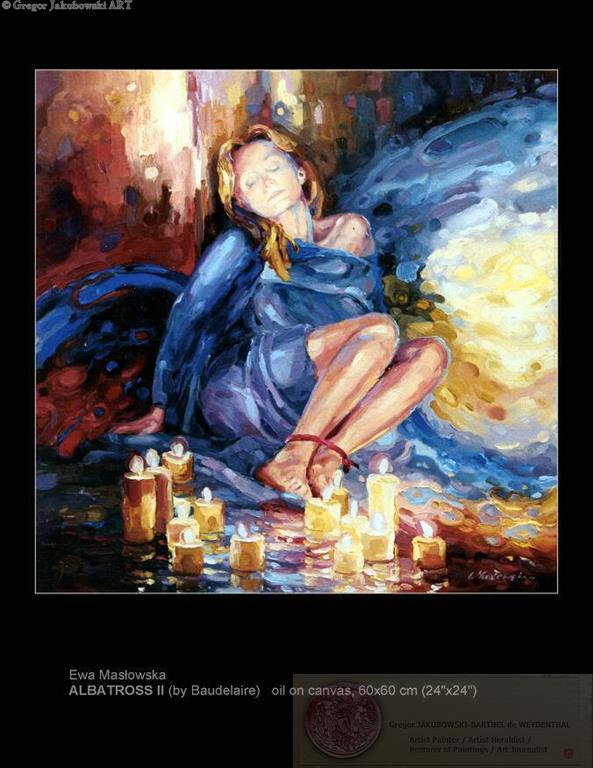 PAINTINGS by Ewa Maslowska (download the pdf files)