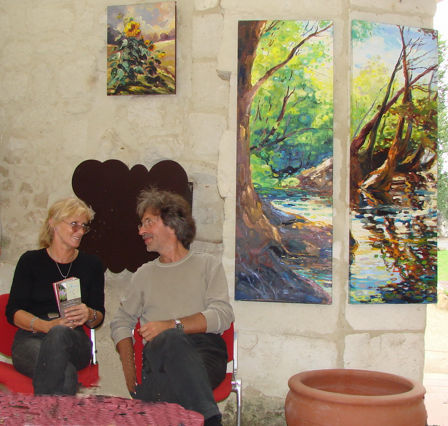 Ewa Maslowska & Gregor Jakubowski, les Medievales Lavaur, 2011