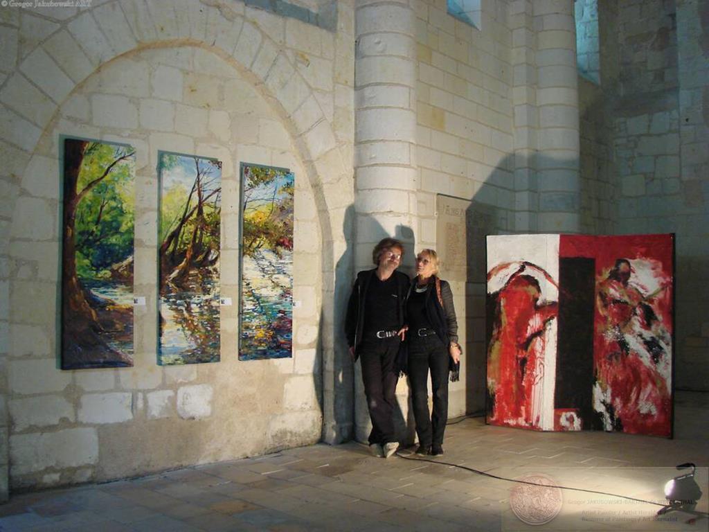 Ewa Maslowska & Gregor Jakubowski, Treves, Anjou, 2010