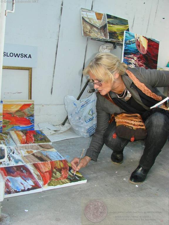 Ewa MASLOWSKA, Loire, 2010
