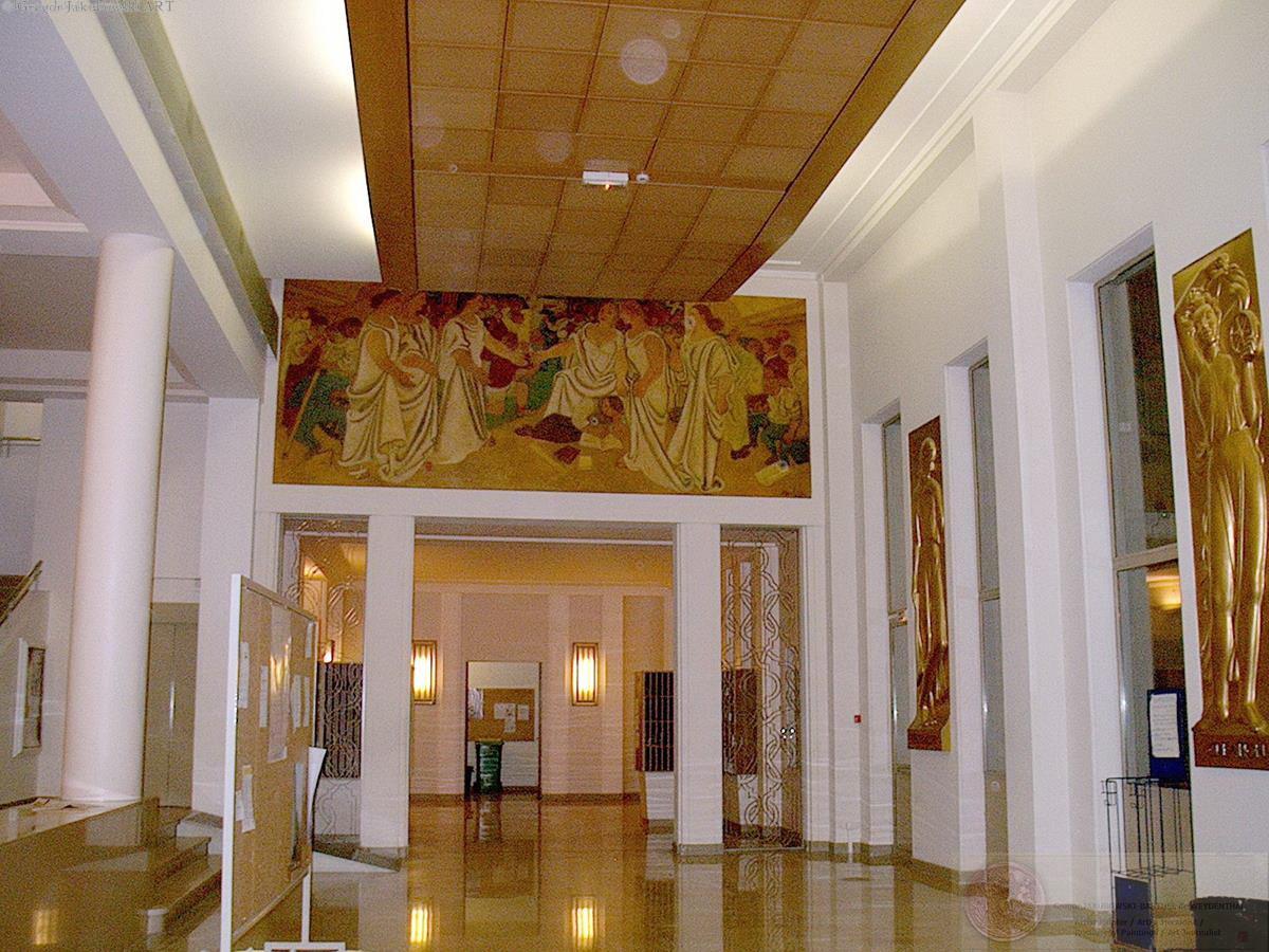 Restoration of Paintings
