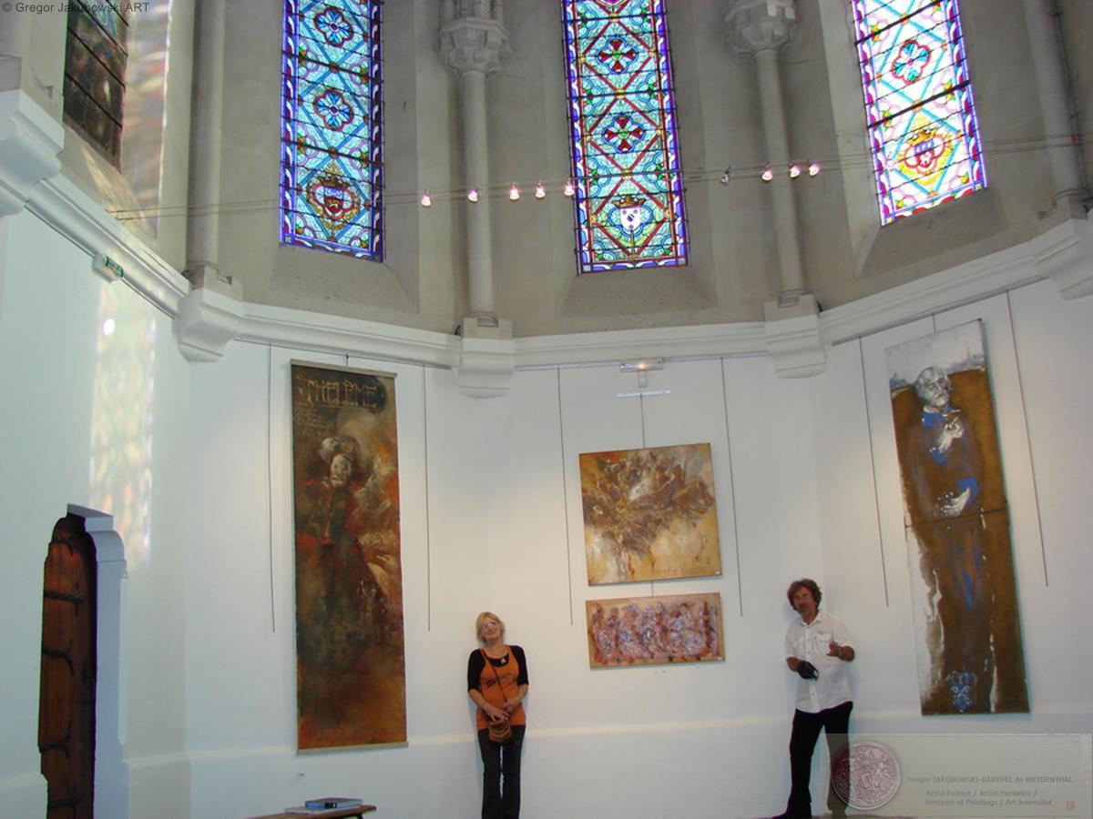 Ewa Maslowska & Gregor Jakubowski , les Medievales Lavaur, 2011