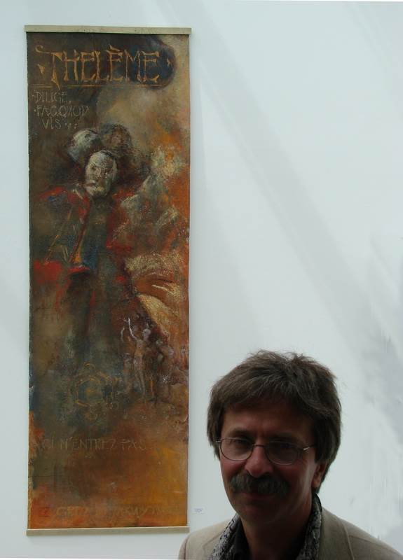Gregor Jakubowski. Emotionalists, Farum Kulturhus, June 2008