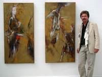 POLISH-AMERICAN ART & EMOTIONS, 18 Artists from the Emotionalists, Farum KULTURHUS og Den POLSKE AMBASSADE, FARUM, DENMARK, 21 VI - 23 VIII 2008