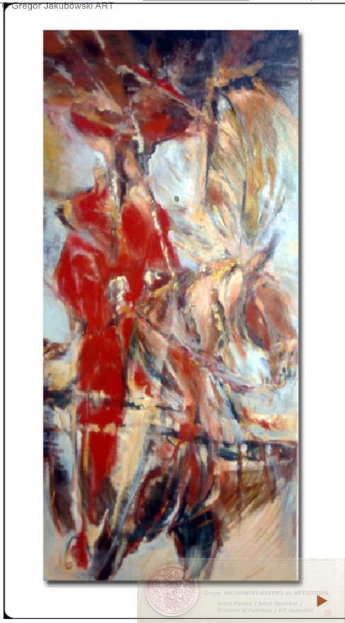 Gregor Jakubowski, Don Quichotte