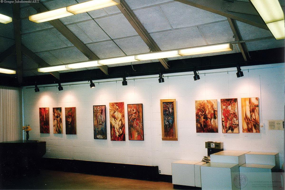 Gregor Jakubowski, Clark, NJ 2000