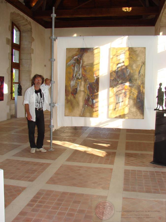 Gregor Jakubowski, CORPS-ACCORD, Nouvelles Metamorphoses, Festival 2011, La Mothe Saint-Heray