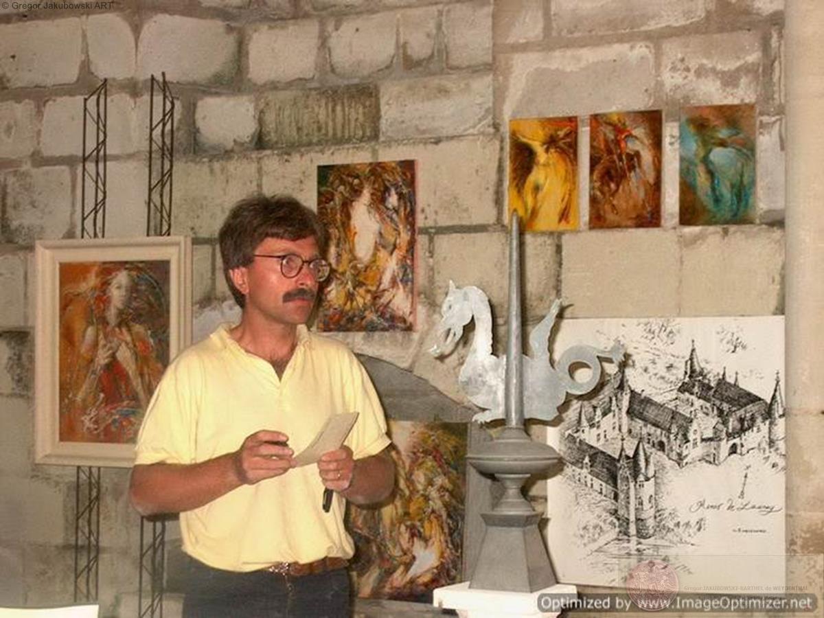 Gregor Jakubowski in 2001