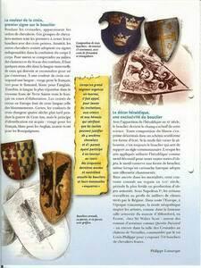HERALDIQUE, Editions Hachette Collections, PARIS, Genealogie Facile, texte : Philippe Lamarque