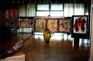Quelques Artistes Polonais. Hommage a Van Haardt, Bondy, 1996