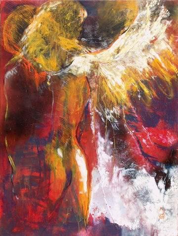 Icarus 130x95 cm
