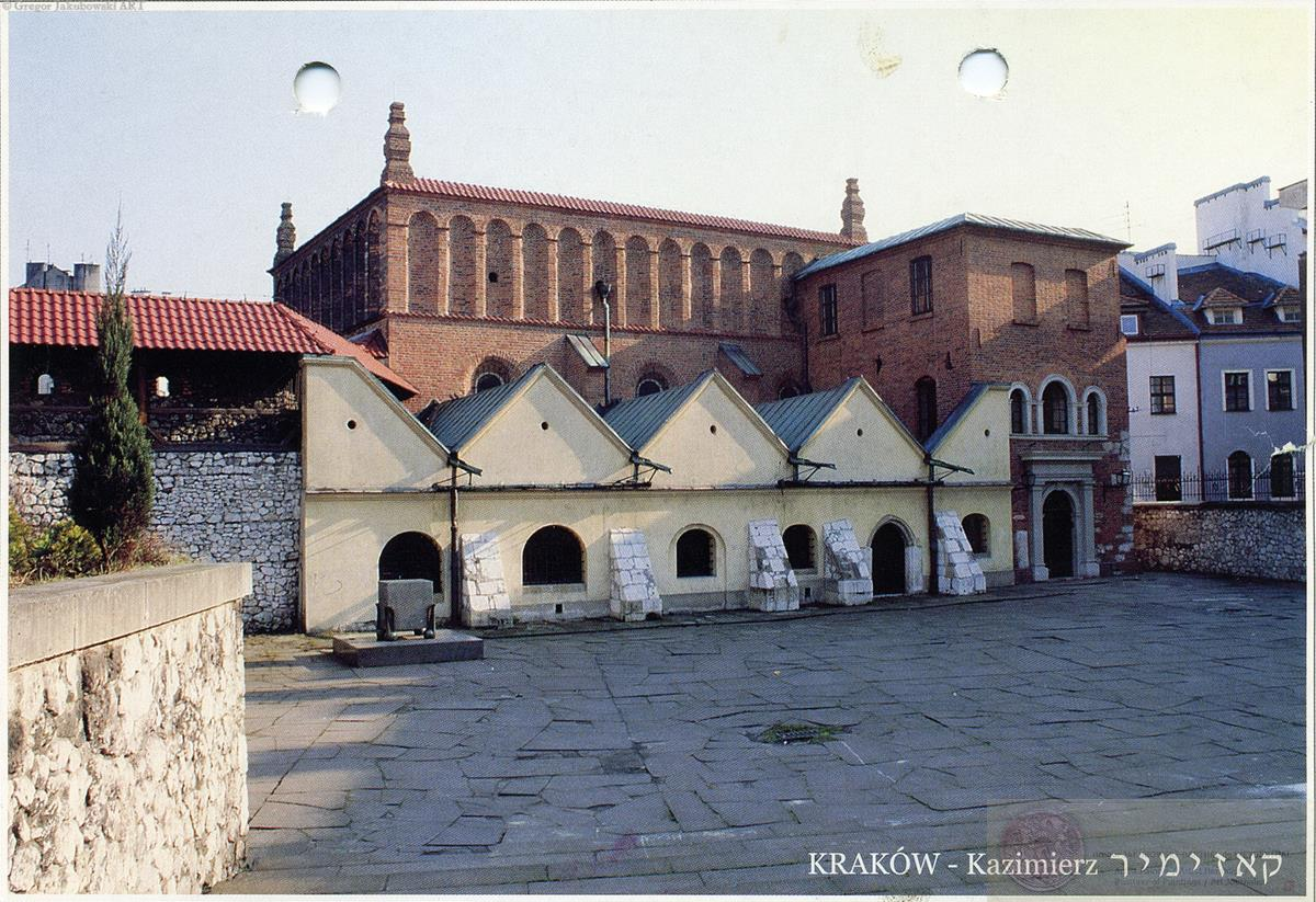 Karol Jakubowski - Pomnik Szeroka, Krakow