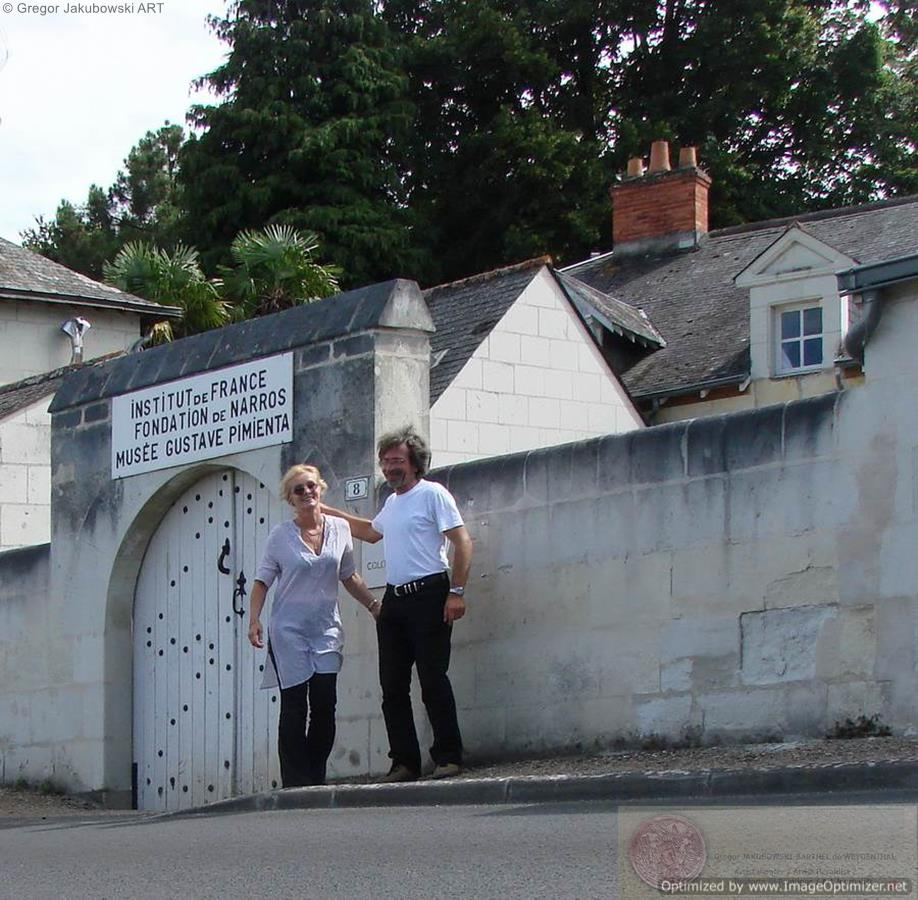 Ewa Maslowska & Gregor Jakubowski, La Colombiere, Preban, Saumur, VII 2010