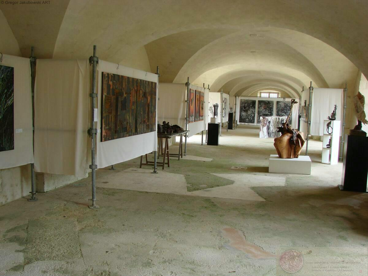 Gregor Jakubowski, Nouvelles Metamorphoses, La-Mothe-Saint-Heray_2013