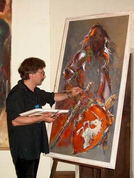 Gregor Jakubowski, Licorne, Langeais, Ascension 2003