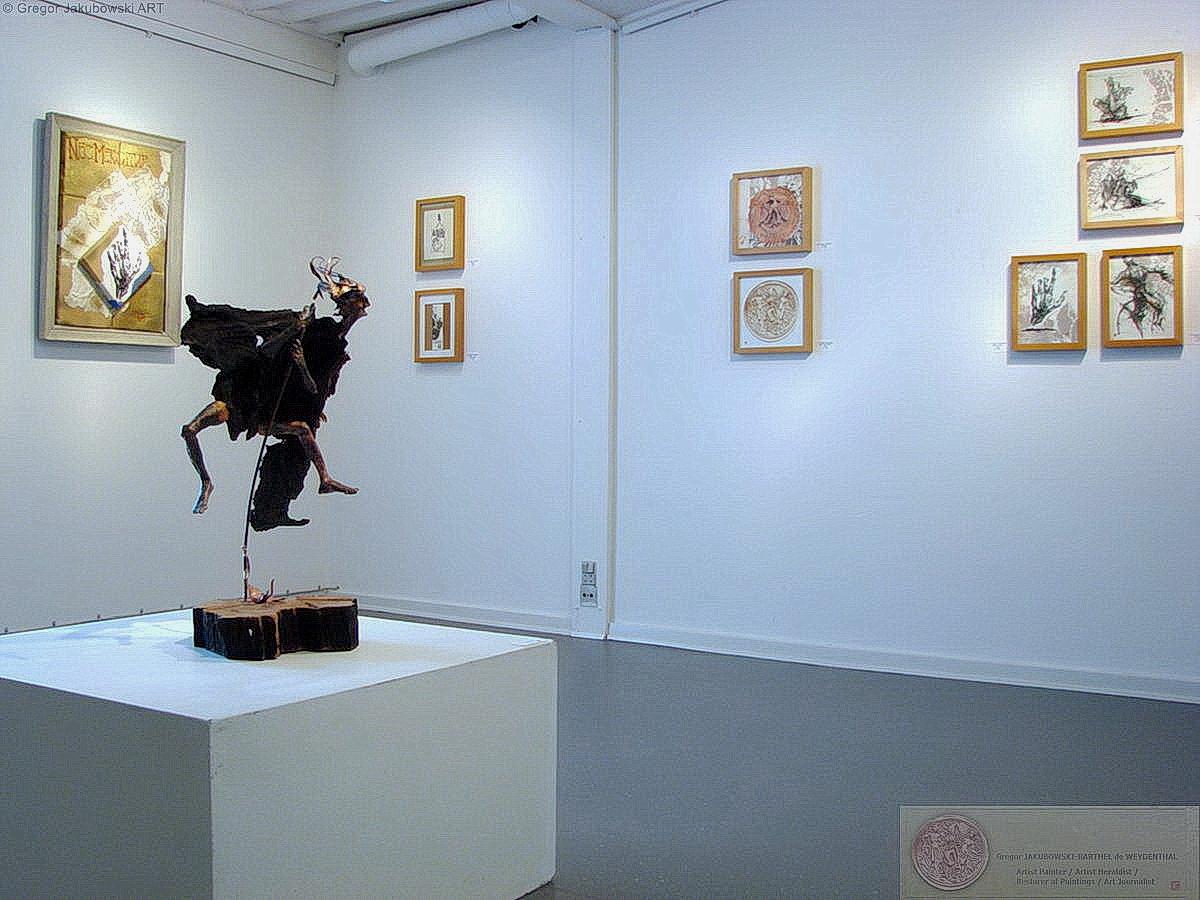 POLISH-AMERICAN ART & EMOTIONS, Lubomir_Tomaszewski_Gregor_Jakubowski_Farum,Denmark, 2008