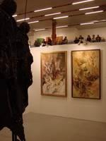 GJ _ Visions IV; Visions II Salon d'Automne International de LUNEVILLE, 2006