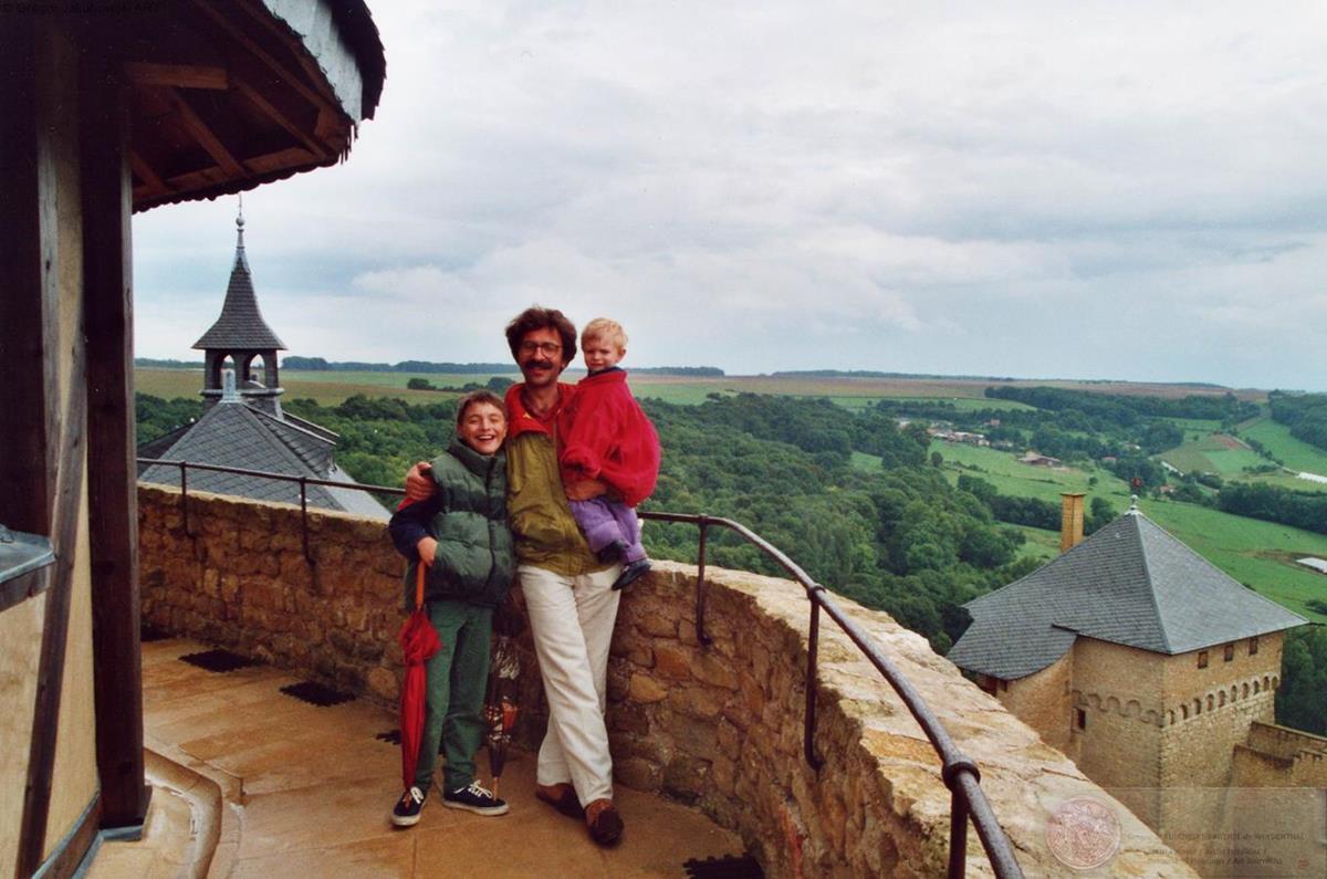 Grzegorz & Bartosz & Kasper Jakubowski_chateau de Malbrouck