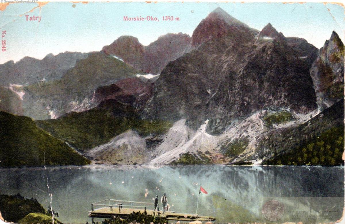 Morskie Oko 191, Franciszka Jakubowska - Tadeusz