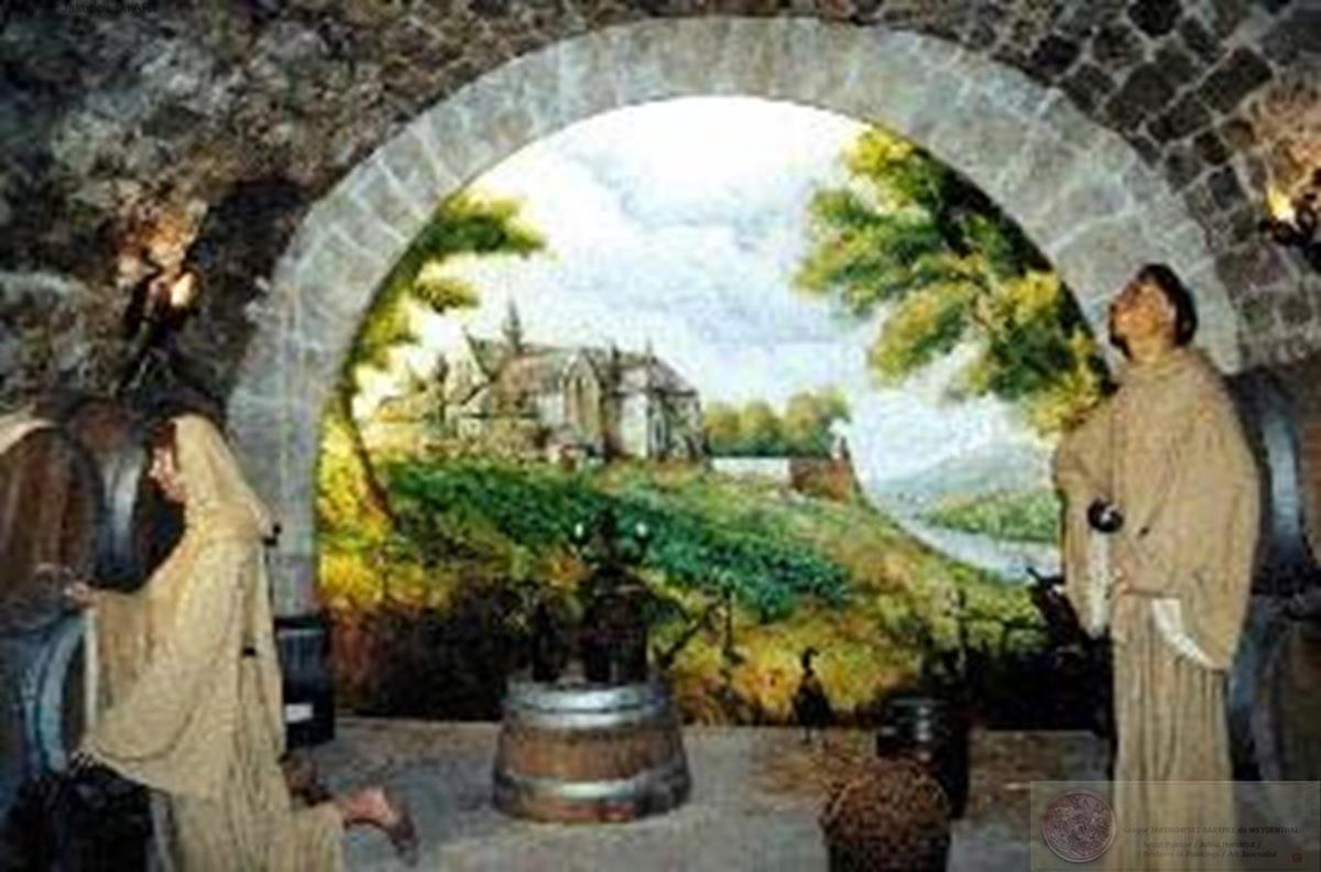 OFFICIAL COMMISSIONS : Wine Museum in Paris (oil painting), Bourse de Travail and Theatre de la Gaite Lyrique in Paris (restoration of paintings)