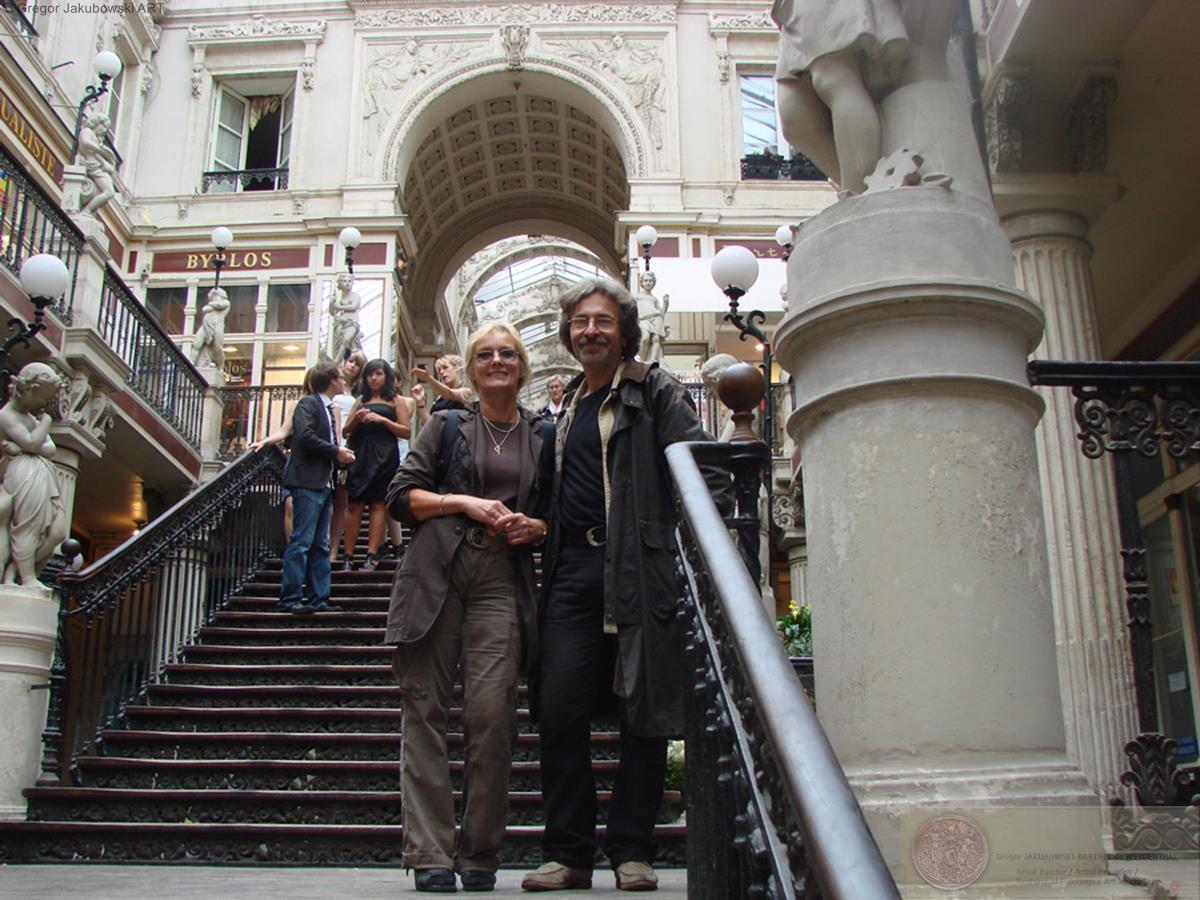 Ewa Maslowska & Gregor Jakubowski, Nantes IX 2010