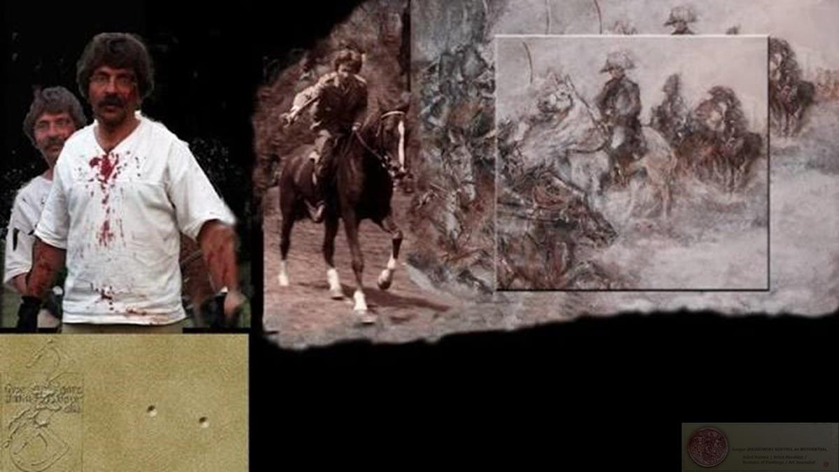 Gregor JAKUBOWSKI & NAPOLEON, De l'Ombre et de Lumiere, 2005