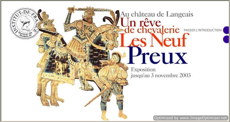 Les NEUF PREUX - The NINE WORTHIES