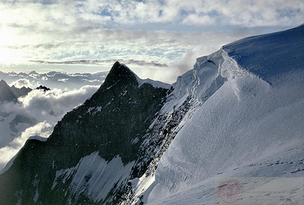 Ochs 3900m Kleines Fiescherhorn