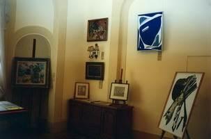 AUTOUR des ASSOCIATIONS ARTISTIQUES POLONAISES en France. Colloque - Exposition - Concert, 1996 Muter, Van Haardt, Pankiewicz, Blumberg, Zawado, Cyankiewicz