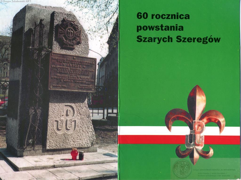 Pomnik Szare Szeregi ZHP _2